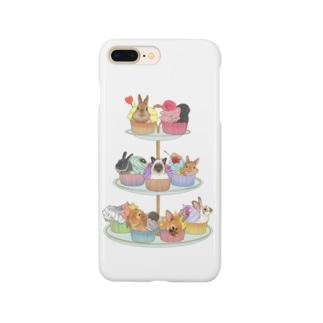 ウサ菓子vol3 Smartphone cases