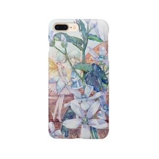 なぎさのブルースター Smartphone cases