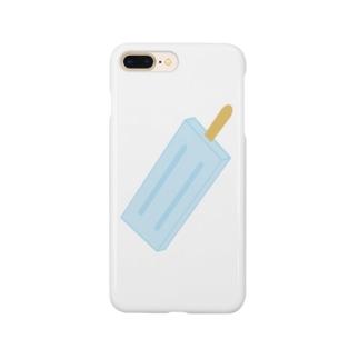 アイスけん Smartphone cases