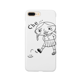 relax_timeのche-ちょっぴり反抗期-石蹴り Smartphone cases