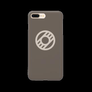 Moustache ProduktのLaosk(Brown) Smartphone cases