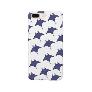 オニイトマキエイ Smartphone cases