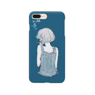 Blue🚬 Smartphone cases