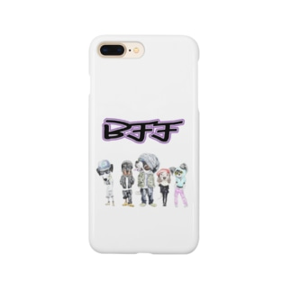 BFF わん! Smartphone cases