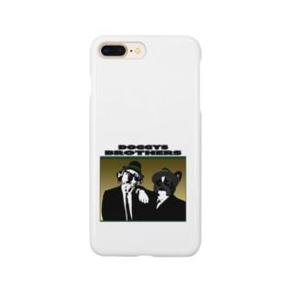 ドギーズブラザーズ Smartphone cases