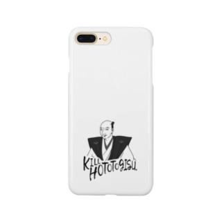 織田信長のスマートフォンケース Smartphone cases