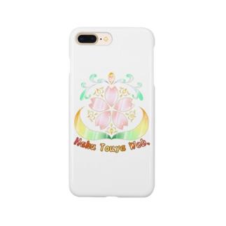 Haku Touya Web. Smartphone cases