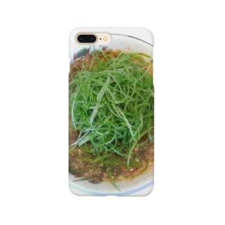 葱ラーメン Smartphone cases