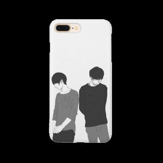 人生迷子センターのマッシュ男子 Smartphone cases
