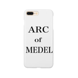ARC of MEDEL Smartphone cases