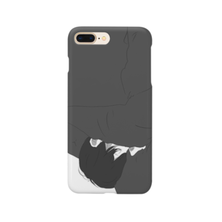 人生迷子センターのマッシュ Smartphone cases