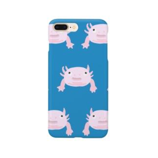 メキシコ•サラマンダー!! Smartphone cases