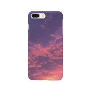 夕焼けシリーズ Smartphone cases