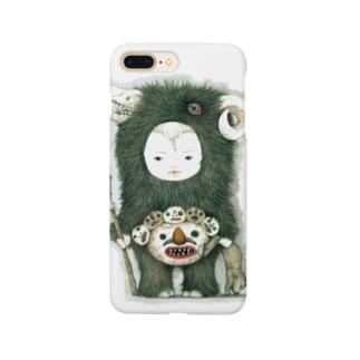 ムウムウ Smartphone cases