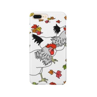 チキンラン! Smartphone cases