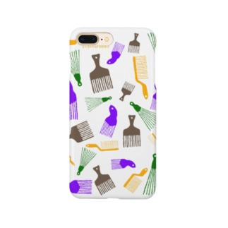 Afro comb  Smartphone cases