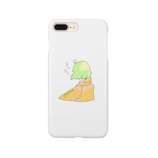 パーカーGirl Smartphone cases