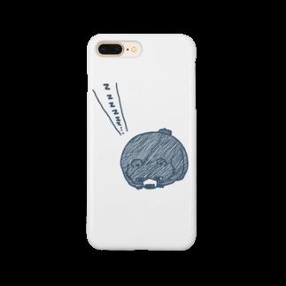 利便性の半目で冬眠 Smartphone cases