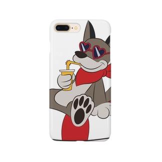 真夏のクッキーシリーズ Smartphone cases