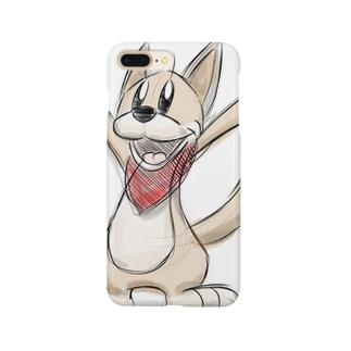 ドローイング・クッキー Smartphone cases