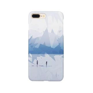 モーニンオンザレイク Smartphone cases