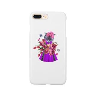 おしゃれぬこ Smartphone cases