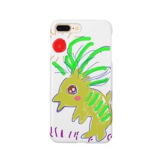 がおがおさん Smartphone cases