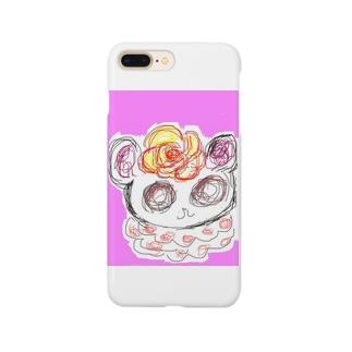 くるくるちゃん Smartphone cases