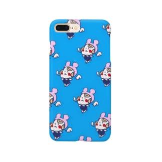 バニーちゃん Smartphone cases