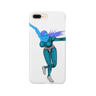 ボーリングアンドロイド Smartphone cases