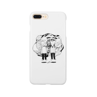 space in 紙 Smartphone cases