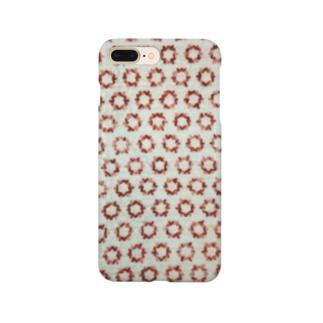 チクチク Smartphone cases
