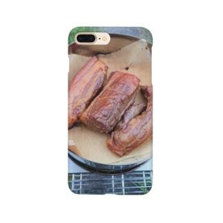 燻製ベーコン Smartphone cases