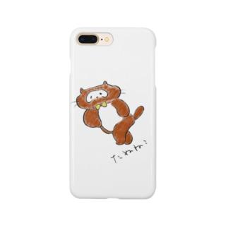 たぬねこ1 Smartphone cases
