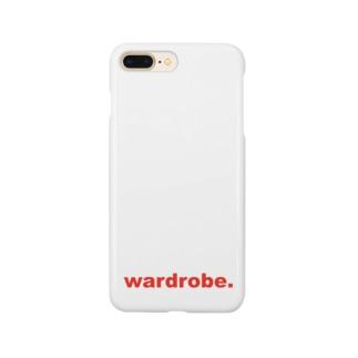 わーどろーぶ Smartphone cases