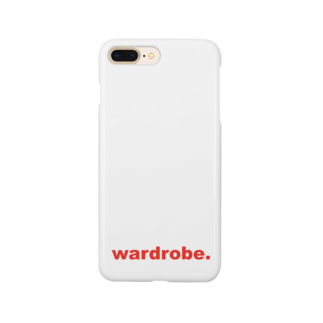 FREAKY_WARDROBE_COFFEEのわーどろーぶ Smartphone cases