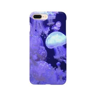 タコクラゲ② Smartphone cases