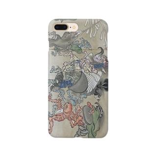 百鬼夜行D Smartphone cases