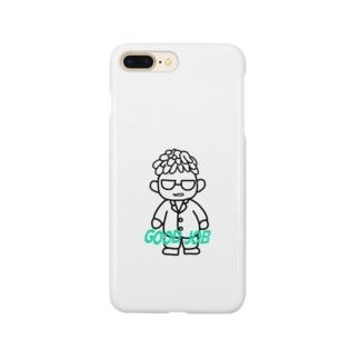 ウッチーのつぶやき Smartphone cases