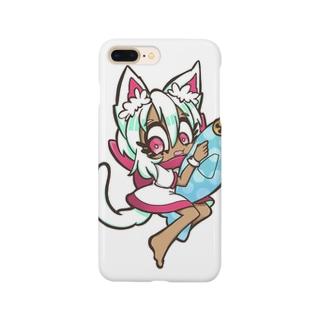ロロロちゃん Smartphone cases