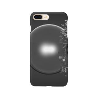 粉砕 Smartphone cases
