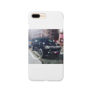ハマーh2 Smartphone cases