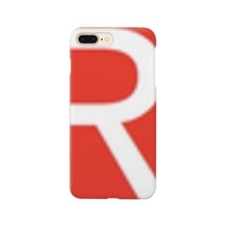 赤バージョン Smartphone cases