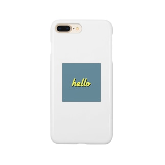hello Smartphone cases