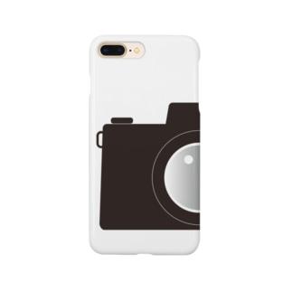 カメラ B Smartphone cases