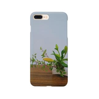 生け花 Smartphone cases