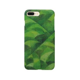 青海波 Smartphone cases