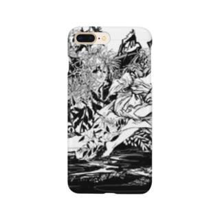 菊慈童 Smartphone cases