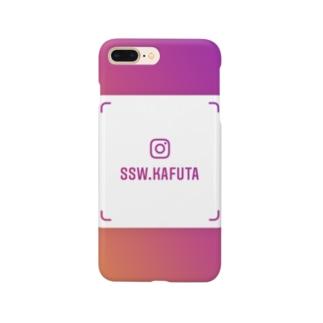 インスタお友達になれるかもしれないiPhoneケース Smartphone cases