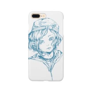 なんとま Smartphone cases